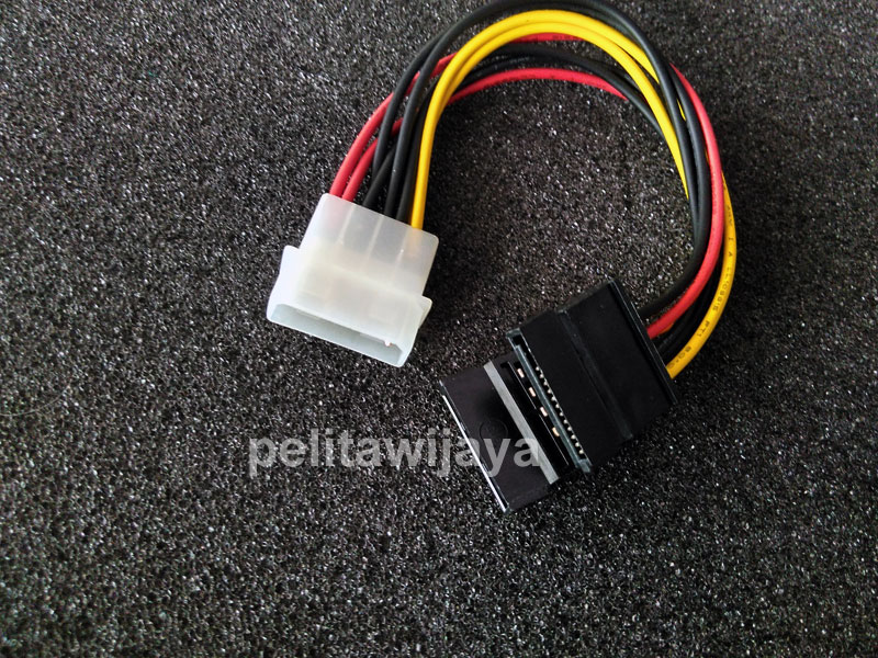 Kabel Power-Sata-Cabang