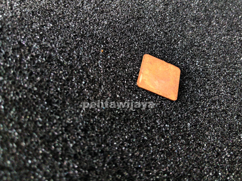 Pendingin Thermal-Pad-Copper-2x2cm-Tebal-0.5mm